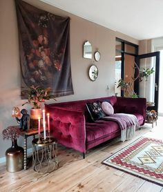 Choose from the largest collection of Living Room Design & Decorating Ideas to add style at Living Room. Discover best Living Room interior inspiration photos for remodel & renovate, here. Living Room Interior, Home Living Room, Living Room Designs, Living Room Decor, Living Spaces, Interior Livingroom, Beautiful Sofas, Home And Deco, Living Room Inspiration