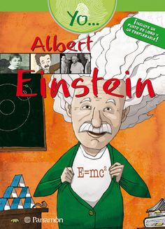 Biblioteca Gijón Sur JUVENIL/92/EIN Albert Einstein, Fictional Characters, Videos, Home, Science Books, Literature, Reading Levels, Mommy Quotes, Short Stories