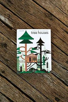 Tree Houses: Fairy Tale Castles In The Air By Philip Jodido - Urban Outfitters