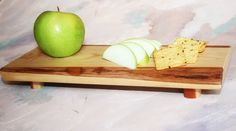 Found Wood Cutting Board Natural Wood by HouseAcrossTheStreet, $30.00