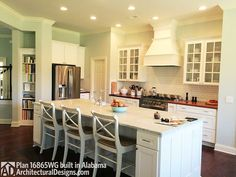 House Plan 16865WG comes to life in Alabama!