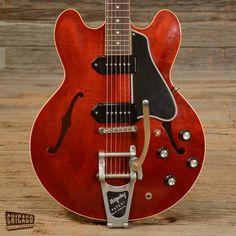 Gibson ES-330 VOS Vintage Cherry w/Bigsby 2013