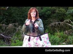 An oldie but goodie... get to know the most perfect bag ever invented... The Initials, Inc. One Trip Wonder (referred to in this classic video as the Resort Tote). Starting at $45 with free personalization. GottaGettaBag.com