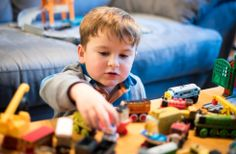 All throughout the years a child grows, toys continue to play a major role in child development. However, too many toys more than required can have a negative impact on the behavioral skills of children. Toddler Toys, Kids Toys, Children's Toys, Tech Toys, Problem Solving Activities, Thomas And Friends, Sensory Toys, Learning Toys, Learning Shapes