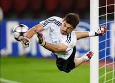 Iker Casillas, best goalkeeper in the world for the past decade, and he's pretty damn hot too
