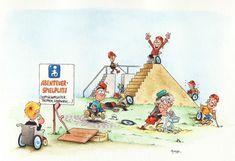 Karikaturen von Phil Hubbe | Menschen in Hanau