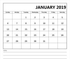 2019 january calendar canada printable calendar 2018 templatejanuary 2019 calendar canada