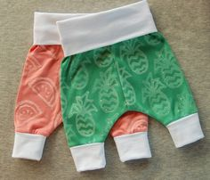 Free Baby Harem Pants Pattern