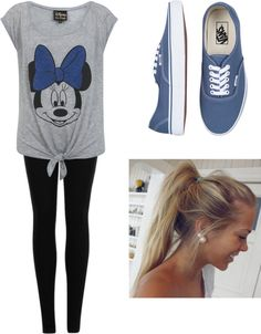 """""""Back To School!"""" by halliemariem ❤ liked on Polyvore"""