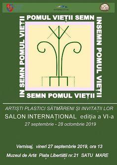 """Salonul Internațional """"Artiști sătmăreni și invitații lor"""", ediția VI"""