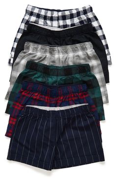 Black Friday promo! Purchase $150 or more and get a pair of Flannel Boxers in two pattern styles free!  Details on the site. http://ss1.us/a/N5LLMX7G