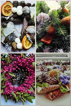 Stroiki, wianki świąteczne/ christmas wreath