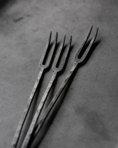forks / yuichi takemata / analogue life / japanese design & artisan made housewares