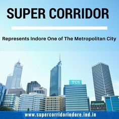 #SuperCorridor #Indore concept is designed for the ultra #modern lifestyle the layout of which is well designed that represents Indore one of the metropolitan cities for living.