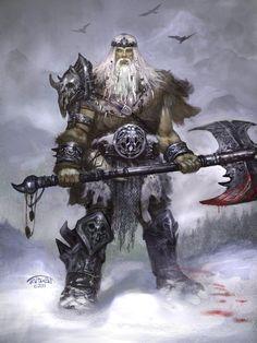 Return of the Northern Giants by TARGETE.deviantart.com on @deviantART
