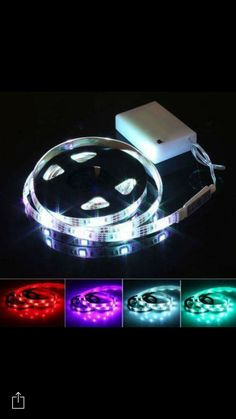 ee6a3d35540 New 20 inch LED Strip Light Kits now available. Only  12.95!! 20 color