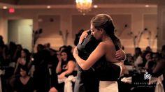 Bride's Special Dance on Vimeo Este video me hizo llorar mucho... Es bellísimo... Como la novia llora porque su padre esta presenté en el día de su boda, después de luchar de un cáncer pancreático... Es sorprendente.