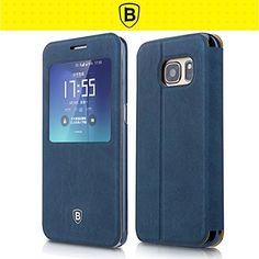 Neo Generation Baseus Samsung Galaxy S7 G9300 and Galaxy S7 Edge Flip Case (Galaxy S7 - Navy) Baseus http://www.amazon.com/dp/B01DHCMA3M/ref=cm_sw_r_pi_dp_Rw--wb0Y4DY0J