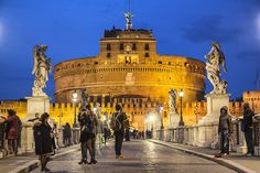 Castel Sant'Angelo - Cosa vedere a Roma in tre giorni