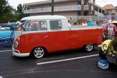 Eureka Springs, AR VW show.
