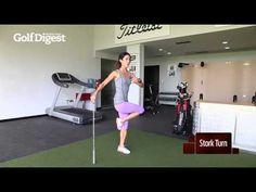Yoga for Golf (Pre-golf Warm Up!!) - YouTube