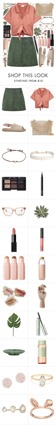"""""""{we're just making waves}"""" by kk-purpleprincess ❤ liked on Polyvore featuring George J. Love, TOMS, Cynthia Rowley, Humble Chic, NARS Cosmetics, Alexander McQueen, Soma, HAY, Origins and Jayson Home"""