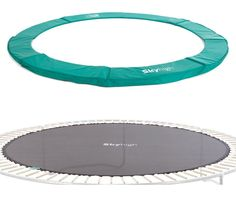 Trampoline pads have become extremely beneficial over the course of time. Their high practicability in effectively covering the exposed parts of trampoline.  http://trampolineguide.net/trampoline-parts/best-trampoline-pads/