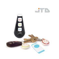 JTD ® Wireless Rf Item Locator/key Finder with LED Flashlight and Base Support. With 3 Receivers Key Finder-wireless Key Rf Locator, Remote Control, Pet, Cell, Wireless Rf Remote Item, Wallet Locator. (3 Receivers) http://www.amazon.com/gp/product/B00R1ZEBUW/ref=as_li_tl?ie=UTF8&camp=1789&creative=390957&creativeASIN=B00R1ZEBUW&linkCode=as2&tag=pinterest069-20&linkId=JGOQ62HWAWTS6A45