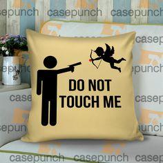 Sr1-anti Valentine Valentine's Day Cushion Pillow Case