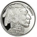 American Buffalo / Indian Head Silver 1 Oz Coin $3.50 The Silver Buffalo was authorized in 2000 to commemorate the opening of the Smithsonian National Mus.. $24.46