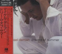 For Sale - Michael Damian Dreams Of Summer Japan Promo  CD album (CDLP) - See this and 250,000 other rare & vintage vinyl records, singles, LPs & CDs at http://991.com