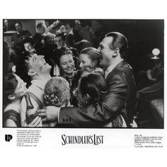 Schindlers List   Liam Neeson   Movie Poster Photo Print..