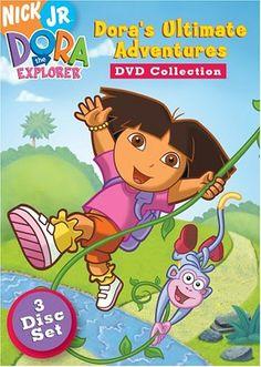 Dora the Explorer - Dora's Ultimate Adventure Collection