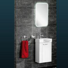 Gäste-WC Set SCENO aus dem Sortiment der Firma Fackelmann :)