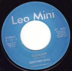 BROTHER SOUL / Cookies (1974)