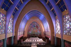Nef église Lannion