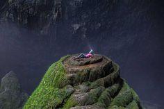 La cueva vietnamita más grande del mundo se mantuvo oculta en la profundidad de los bosques del Parque Nacional Phong Nha Ke Bang