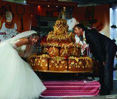 Ukraine. Wedding cake