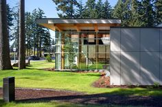Gallery of Vancouver Island Regional Library / Low Hammond Rowe Architects - 12