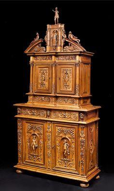 Acheter l'œuvre d'art : cabinet epoque renaissance ...