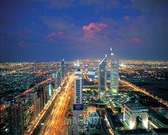 Sheikh Zayed Rd #Dubai by PhotographerVictor Romero