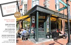 Boston: South End Buttery #theeverygirl