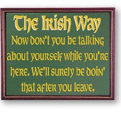 Image detail for -funny irish quotes and jokes each funny irish quote given below is ...