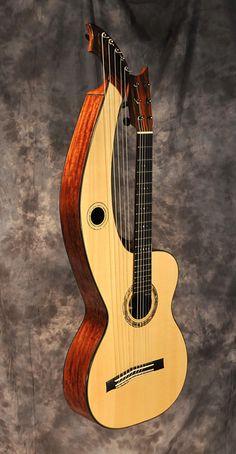 Traphagen Harp Guitar