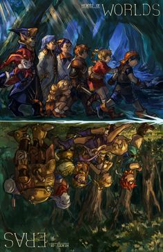 chrono cross | Tumblr