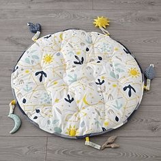 Genevieve Gorder Constellations Baby Play Mat | The Land of Nod