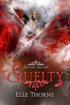 Cover created for Author Elle Thorne