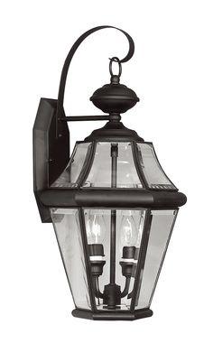 Georgetown 2 Light Wall Lantern
