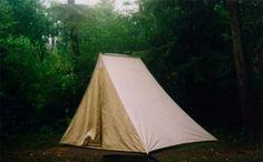 beckel canvas explorer tent.