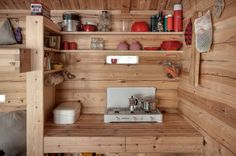Living in a shoebox This 118 small Norwegian ski cabin comfortably accommodates a family of four Cabin Interior Design, Cabin Design, Tiny House Design, Design Design, Small Cabin Interiors, Tiny Cabins, Tiny House Cabin, Rustic Cabins, Log Cabins